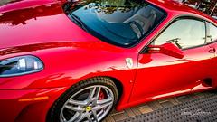 Drive it like you stole it! (ToddLahman) Tags: ferrarif430 ferrari f430 carshow cars car cruisingrand grandave escondido samsungnote4