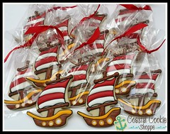 Arggghhh Matey! A birthday is much more fun when you have Pirate ship cookies!  #coastalcookieshoppe #cookiesvictoriabc #pirateship #pirateshipcookies #customcookies #decoratedcookies #piratecookies (Coastal Cookie Shoppe (was east coast cookies)) Tags: pirateship decoratedcookies piratecookies customcookies pirateshipcookies coastalcookieshoppe cookiesvictoriabc
