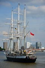 Tall Ship's Race 2016 Lord Nelson DST_4087 (larry_antwerp) Tags: lord nelson antwerp antwerpen       port        belgium belgi          schip ship vessel        schelde        tallshipsrace