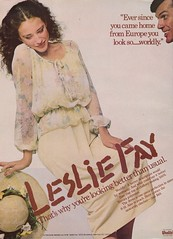 Leslie Fay 1978 (moogirl2) Tags: vogue 70s 1978 70sstyle vintageads vintagevogue lesliefay 70sfashions