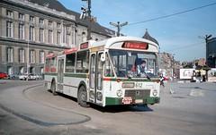 612 18 (brossel 8260) Tags: bus belgique liege stil