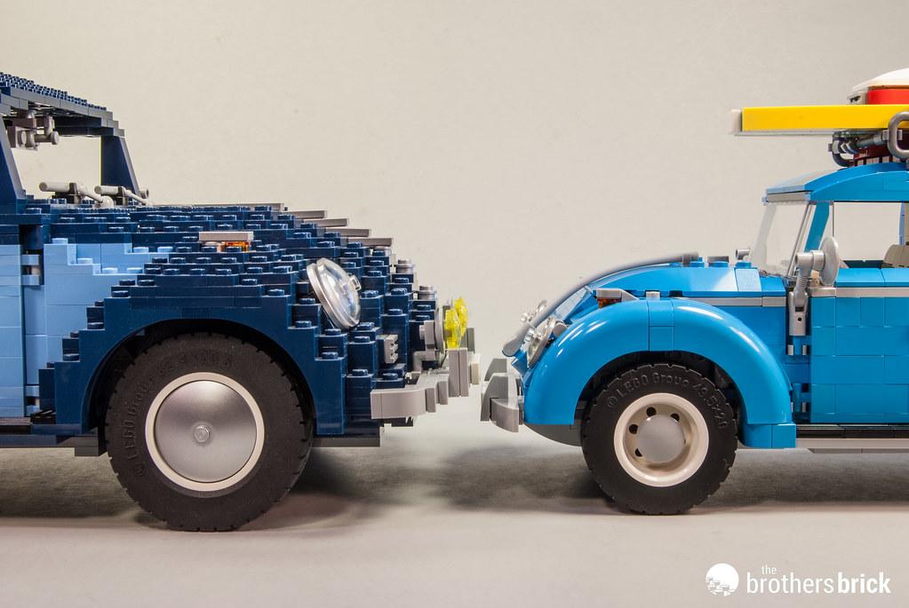Lego Creator Volkswagen Beetle 10187 Volkswagen Car
