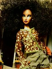Fierce (krixxxmonroe) Tags: ira d ryan krixx monroe styling brown black latino mixed race family fashion royalty live wire mini clone fierce fabulous dramtic diva avant garde dolls