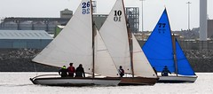 Wallasey Yacht Club 10/7/2016 RGP4 (sab89) Tags: new club liverpool river boats wooden brighton yacht tide low 4 racing estuary mersey seabird wallasey wirral rgp