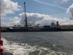 P1060076 (lychee_vanilla) Tags: port harbour hamburg hh hafen elbe hanse hansestadt maritim