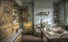 Black Country Shop Kitchen 3 (Darwinsgift) Tags: bclm black country living museum shop residence kitchen hdr photomatix pro 5 nikkor 14mm f28 rf af d ed nikon d810