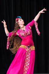 Iranian Festival Dancer (strixboy) Tags: iranian fest seattle center dance karavans troupe