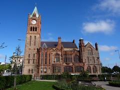 Londonderry / Derry (Serge LAROCHE) Tags: greatbritain royaumeuni irlande irlandedunord northernireland londonderry derry protestant