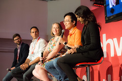 _19A1895 (TechweekInc) Tags: techweek event 2016 startup technology tw innovation toronto tech to fest canada attendees festival berkeley church entrepreneurial journey sheetal maya nanda law group canadian counsel markus latzel palomino allen lau wattpad caitlin macgregor plum yoav schwartz uberflip entrepreneur moderators summit
