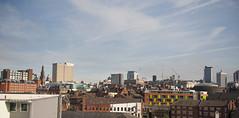 Photo-0860 (BobPetUK) Tags: leeds sunny morning city skyline sky