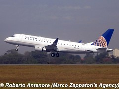 Embraer E-175 (E-170-200/LR) (Marco Zappatori's Agency) Tags: embraer e175 unitedexpress preui robertoantenore marcozappatorisagency n87345 mesaairlines
