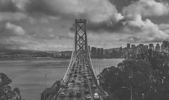 Bay Bridge - San Francisco (shalabh_sharma7) Tags: california sanfrancisco baybridge oaklandbridge bridge californiabay yerbabuenaisland sonya77ii tokina travel