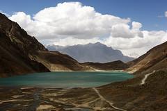 Satpara Lake - Skardu (anbajwa) Tags: satparalake lake skardu gilgitbaltistan northernareaofpakistan pakistan clouds mountain streams asimnisarbajw anbajwa nikon flickr photography awesome beauty