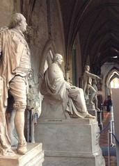 Statues (BBuzz1) Tags: wshsfrench wshseurotrip westsalemhighschool westsalemhighschoolfrench saintpatrickscathedral dublin