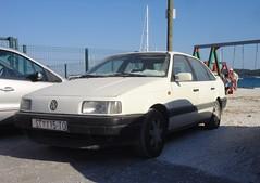 VW Passat B3 1988/93 (Fuego 81) Tags: volkswagen passat b3 st115to seget donji croatia hrvatska