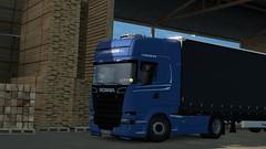 Romania (DaveyY PhotoS) Tags: scania r450 streamline topline ets2 euro truck simulator 2 promods super besser krone