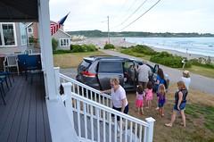 Leaving (Joe Shlabotnik) Tags: violet carolina higginsbeach sue july2016 beach nancy 2016 verne margaret gabriella maine judyb afsdxvrzoomnikkor18105mmf3556ged