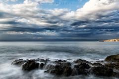 Brucoli. Agosto 2016. (Maurizio ) Tags: capocampionato ionio mare sea sicily d810 longexposure