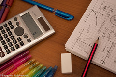 Colorfull mathematics (radebg) Tags: concepts digits color mathematics formula table calculator crumpled graph text pencil sheet messy ideas sign business mathematicalsymbol education backtoschool eraser clolorful woodmaterial highangleview composition office solved studioshot notebook learning page note message paper squared desk calculus doodle placeofwork notepad