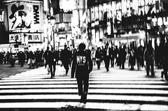 Tokyo (Brendan  S) Tags: tokyo thingstodointokyo brendans brendansphotography brendanseapple brendanstokyo blur blurwillsavetheworld tokyoblackandwhite tokyostreetphotography