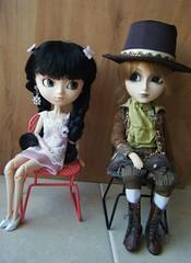 Sillas de Tiger (it's_a_secret) Tags: pullip eternia taeyang alfred dolte portte jun planning groove dolls
