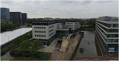 AdamDronePics - Riekerpolder - Amsterdam - Noord Holland - Nederland (Bocaj47) Tags: 2016 adamdronepics amsterdam b47 nederland netherlands noordholland riekerpolder