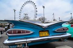 DSC_5126.jpg (Sav's Photo Gallery) Tags: uk london eye classic car boot londoneye d7000 salevintage savash