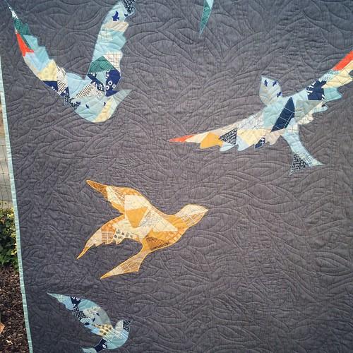 Flock Quilt