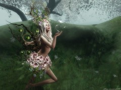 """""""Spring Fever""""_048aw (Addy Summerwind, Photographer (Taking Clients)) Tags: flowers photoshop portraits outdoors spring wings outdoor selfportraits butterflies sl fairy fantasy secondlife boudoir fairies postprocessing themedportraits summerwindstudios obesessionexposedstudios obsessionexposedgardengallery"""