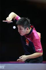 FAN_Zhendong_WTTC2015_R_G_6320r (ittfworld) Tags: world sport ball championship shanghai emotion action young tennis tabletennis junior championships chine