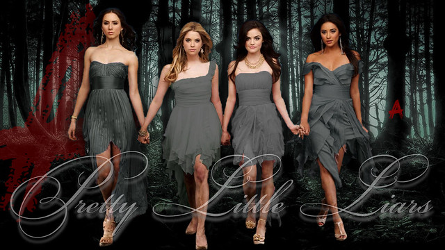 Pretty Little Liars Season 5 Wallpaper Free Desktop