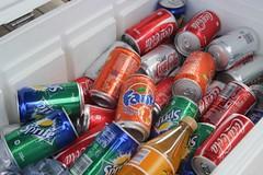 Ahhhhhh (akerrz) Tags: orange holiday cold ice fiji cola drink sprite condensation cooler refreshing fanta seaspray eske