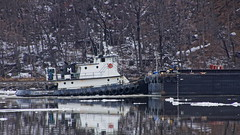Tugboat Catherine C Miller (thetrick113) Tags: tugboat hudsonriver hudsonvalley hudsonhighlands putnamcountynewyork millerslaunch coldspringnewyork catherinecmiller tugboatcatherinecmiller hudsonrivertugboat
