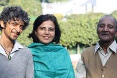 Three Musketeers (Mayank Austen Soofi) Tags: delhi smith rv walla jalil sadia dehlvi rakhshanda