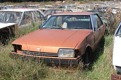 Ford Falcon XE (jeremyg3030) Tags: cars ford abandoned yard junk falcon wrecking xe cooma flynns