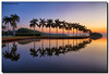 Mist over the Water (Fraggle Red) Tags: reflections dawn boat spring twilight florida miami palmtrees keyhole hdr vernalequinox springequinox royalpalms 7exp deeringestate 1stdayofspring canonef1635mmf28liiusm cutlerbay miamidadeco dphdr deeringestateatcutler adobephotoshopcs6