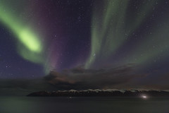 lafsfjrur (scotthnyc) Tags: night stars landscape iceland nighttime canon5d shootingstars northernlights auroraborealis starrynight milkyway mkiii olafsfjordur canon5dmkiii