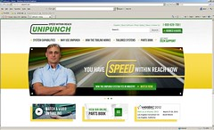 UniPunch_Home_Page (UniPunch) Tags: