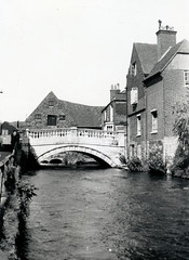 VINTAGE WHERE IS THIS (JOHN MORGAN .) Tags: bw white black vintage this is location where unknown and british