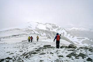 South Glen Shiel Ridge: Walk