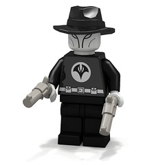 Night Raven (wickedlemon.uk) Tags: comics render superhero custom marvel minifigure nightraven