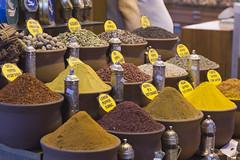Spices (Gabels) Tags: turkey market istanbul spices bazaar mercato bazar turchia