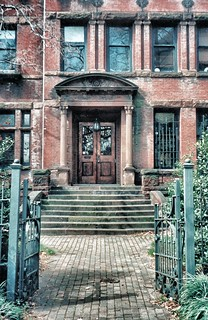Washington DC  ~ Toutorsky Mansion ~ 16th Street Historic  District  ~  My Photo 1996