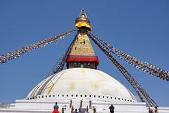 2015-03-30 04-15 Nepal 179 Kathmandu, Bodnath, Great Boudha Stupa