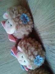 lembrancinha ovelha chaveiro (Eliza de Castro) Tags: ovelhinha chaveiros lembrancinha nascimento maternidade delicadaspersonalizados útil ideia de lembrancinhas bebe preparativos delicadas personalizadas