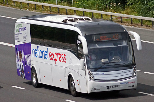 National Express - FJ12 FYR