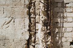 Twisted metal (Paul Jacobson) Tags: wall twisted steel metal construction broken israel telaviv