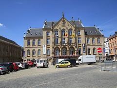 Arlon (B) stadhuis (Arthur-A) Tags: belgique belgie cityhall townhall rathaus mairie stadhuis arlon gemeng aarlen