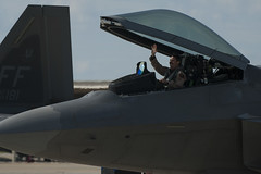 151009-F-GX122-323 (Joint Base Langley-Eustis) Tags: operationinherentresolve f22raptor langleyairforcebase jointbaselangleyeustis virginia unitedstates us