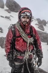 Miradas montañeras. (Mr. CHILI) Tags: portrait mountain landscape ecuador outdoor retrato summit select alpinist iliniza alpinista